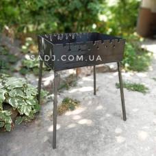 Мангал для шашлыков 3мм 7шампуров