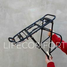 Багажник велосипедный Алюминиевый